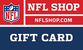 NFL Shop - nflshop.com gift card