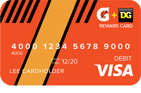 $10 Reward Visa<sup>&reg;</sup><br />Prepaid Card(s)